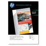 HP Professional Matt Inkjet Paper-100 sht/A3/297 x 420 mm printing paper