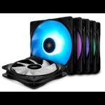 DeepCool RF 120M Computer case Fan 12 cm Black 5 pc(s)