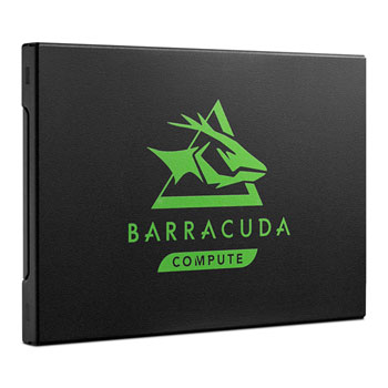 Seagate BARRACUDA 120 SSD 250GB RETAIL