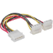 InLine 29659W 0.2m internal power cable