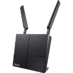 ASUS AC750 wireless router Dual-band (2.4 GHz / 5 GHz) Gigabit Ethernet 3G 4G Black