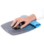 Fellowes Silicone Wrist Rocker - Vine Pattern