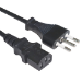 Cisco CAB-ACI-RA= 1.8m CEI 23-16 C13 coupler Black power cable