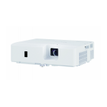 Maxell MC-EX353E data projector 3700 ANSI lumens 3LCD XGA (1024x768) Desktop projector White