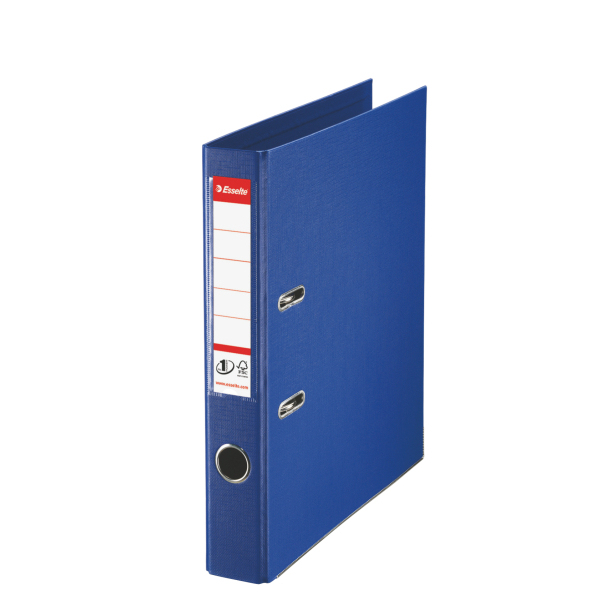 Esselte Lever Arch File Pvc A4 50mm Blue