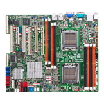 ASUS KCMA-D8 AMD SR5670 Socket F (1207) Extended ATX motherboard