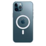 "Apple MHLN3ZM/A mobile phone case 17 cm (6.7"") Cover Transparent"