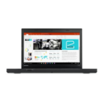 "Lenovo ThinkPad L470 Notebook Black 35.6 cm (14"") 6th gen Intel® Core™ i5 8 GB DDR4-SDRAM 256 GB SSD Wi-Fi 5 (802.11ac) Windows 7 Professional"