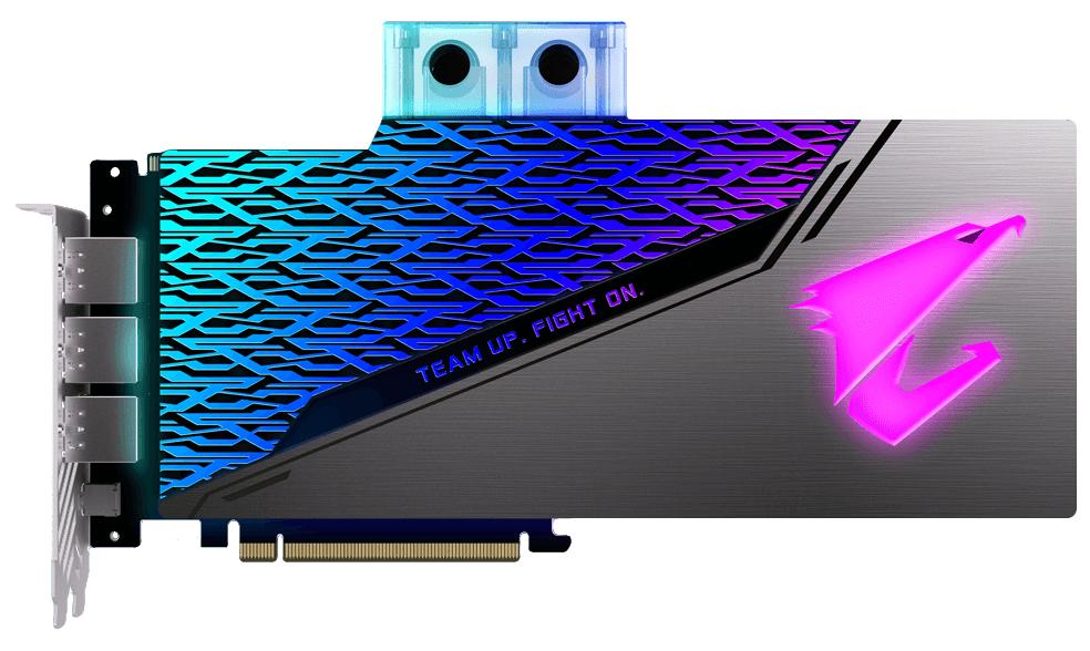 Gigabyte GV-N208SAORUS-WB-8GC GeForce RTX 2080 SUPER 8 GB GDDR6
