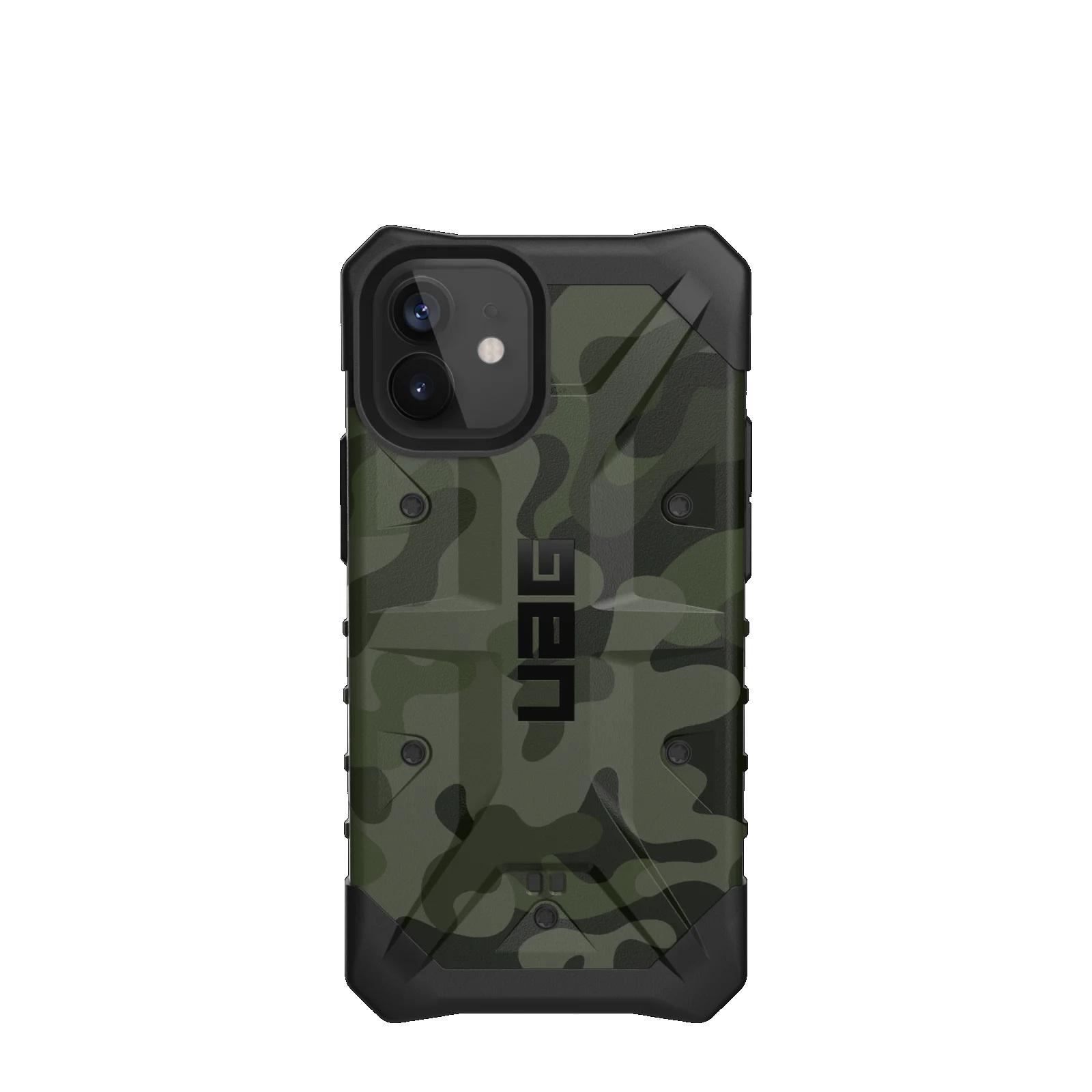 "Urban Armor Gear Pathfinder SE funda para teléfono móvil 13,7 cm (5.4"") Negro, Caqui"