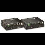 VivoLink VL120016T AV extender AV transmitter Black