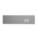 Microsoft 3YJ-00005 mobile device keyboard Grey German Bluetooth