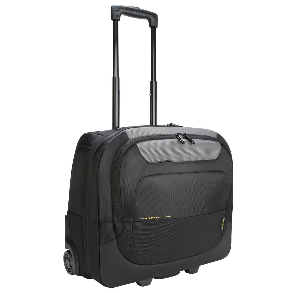 "Targus TCG717GL notebook case 43.9 cm (17.3"") Trolley case Black"