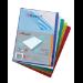 Rexel Nyrex™ A4 Cut Back Folders Assorted (25)