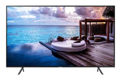 "Samsung HG43EJ690UB 43"" 4K Ultra HD Smart TV Black A 20W"
