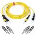 Belkin Single Mode ST/ST Duplex Cable 3m
