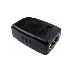 Cables Direct HDHDFS-A cable gender changer HDMI Black