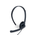 Verbatim 70722 headphones/headset Head-band 3.5 mm connector Black