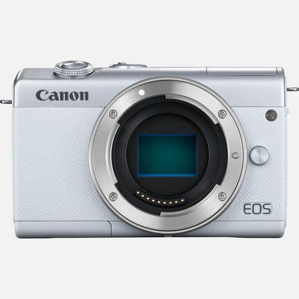 Canon M200 MILC 24.1 MP CMOS 6000 x 4000 pixels White