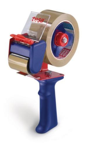 TESA 6300 tape dispenser Metal,Rubber Blue,Red