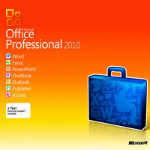 HP Microsoft Office Professional 2010, PSG, FRE French