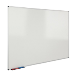 Metroplan Write-on dual faced 120x150cm whiteboard