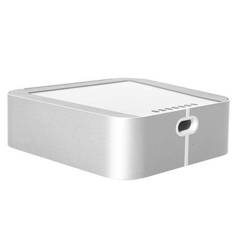 """Rain Design 10043 flat panel desk mount 54.6 cm (21.5"""") White"""