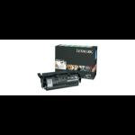 Lexmark X654, X656, X658 Extra High Yield Return Program Print Cartridge ink cartridge