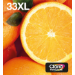 Epson Oranges Multipack 5-colours 33XL Claria Premium Ink EasyMail