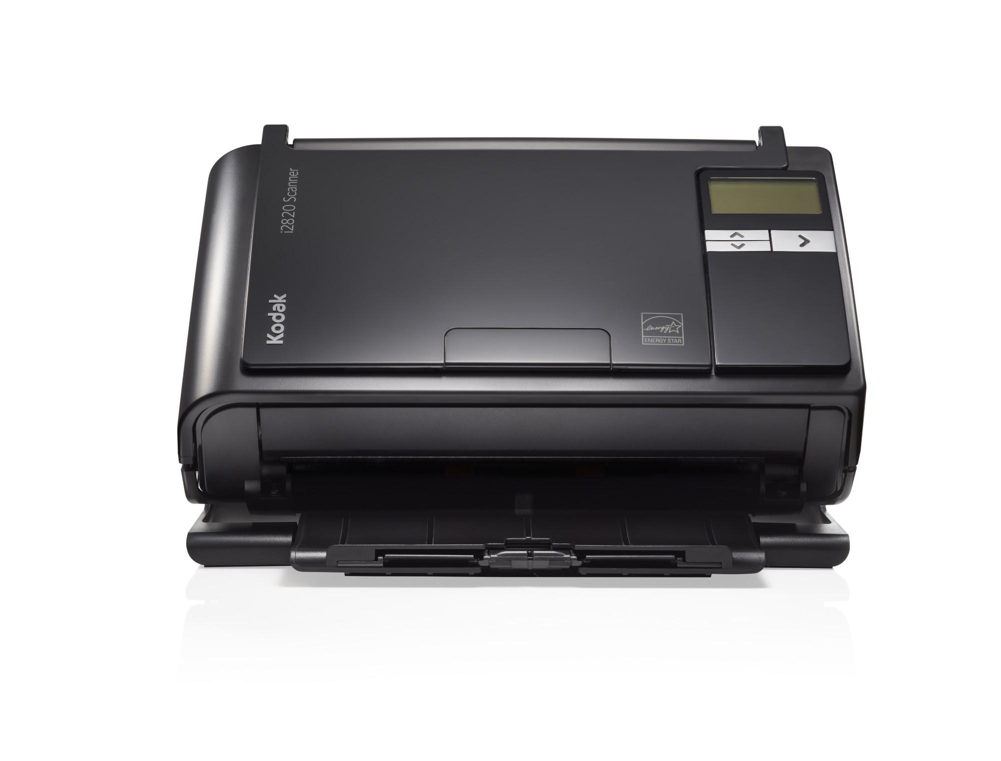 Kodak i2820 ADF 600 x 600DPI A4 Black