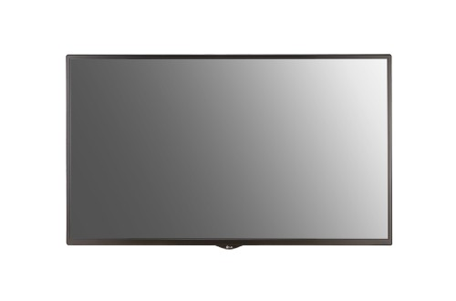 "LG 43SE3D-B signage display 109.2 cm (43"") LED Full HD Digital signage flat panel Black"
