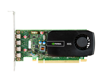 PNY VCNVS510VGA-PB graphics card NVS 510 2 GB GDDR3
