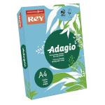 ADAGIO Rey Adagio A4 Card 160gsm Blue RM250