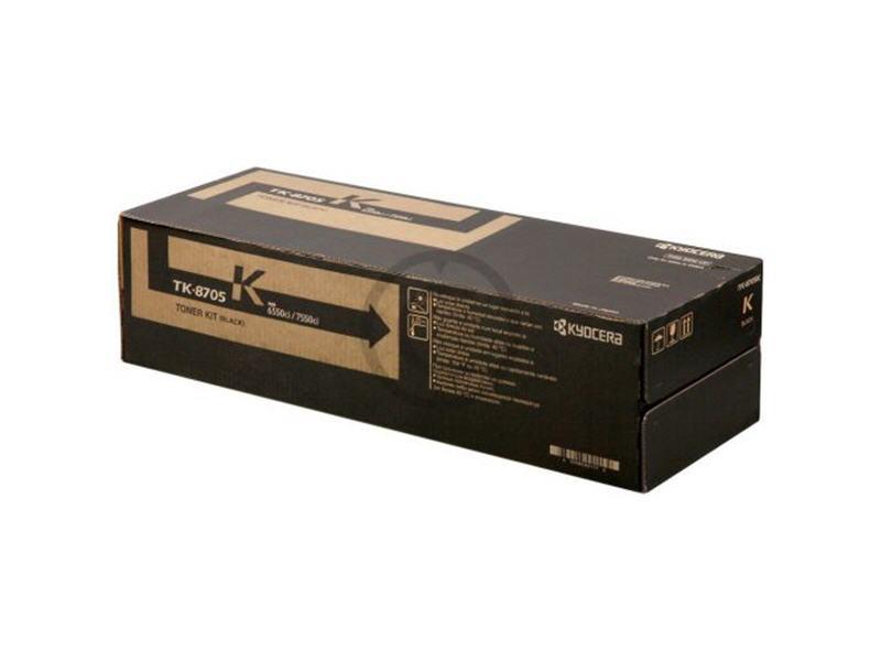 KYOCERA TK-8705K Original Negro 1 pieza(s)