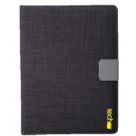 "Tech air TAXUT050 tablet case 20.3 cm (8"") Folio Black"