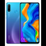 """Huawei P30 lite New Edition 15.6 cm (6.15"""") 6 GB 256 GB Dual SIM 4G USB Type-C Blue Android 9.0 3340 mAh"""