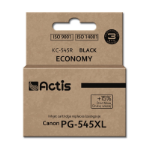 Actis KC-545R black ink cartridge for Canon printer (Canon PG-545XL replacement) standard