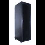 Dynamode CAB-FE-27U-66NA rack cabinet Freestanding rack Black