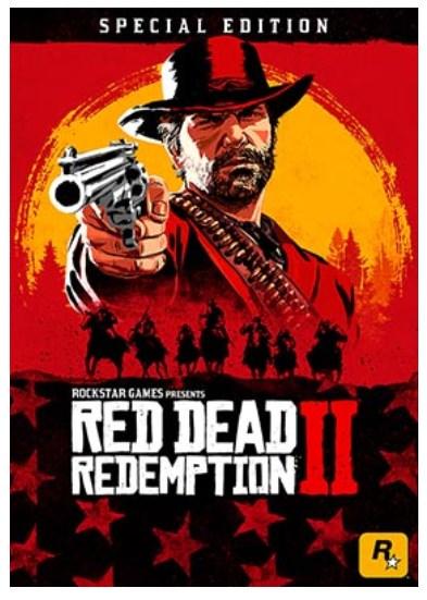 Nexway Red Dead Redemption 2: Special Edition vídeo juego PC Especial Inglés