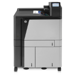 HP LaserJet Color Enterprise M855x+ Printer