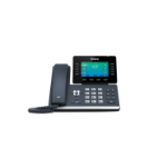 Yealink SIP-T54W IP phone Black Wired handset LCD 10 lines Wi-Fi