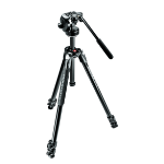 Manfrotto 290 XTRA Kit tripod Digital/film cameras 3 leg(s) Black