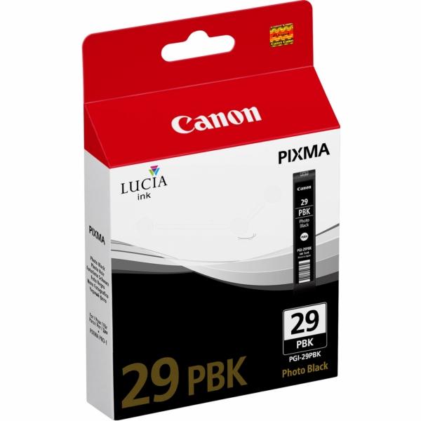 Canon 4869B001 (PGI-29 PBK) Ink cartridge black, 1.3K pages, 36ml
