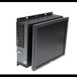 Origin Storage Wall Mount w/ fixed Monitor for Optiplex 790SFF/990SFF