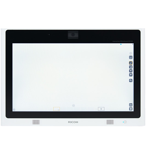 "Ricoh D2200 21.5"" 1920 x 1080pixels Touchscreen USB Black,White interactive whiteboard"