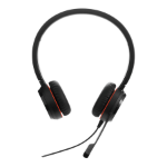 Jabra Evolve 30 II Headset Head-band 3.5 mm connector Black