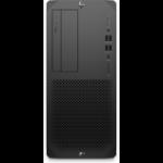 HP Z1 G6 DDR4-SDRAM i7-10700 Tower 10th gen Intel® Core™ i7 16 GB 256 GB SSD Windows 10 Pro for Workstations PC Black