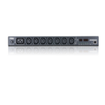 Aten PE5208G 1U Black power distribution unit PDU