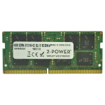 2-Power 8GB DDR4 2133MHz CL15 SoDIMM Memory - replaces KCP421SD8/8 memory module