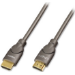 Lindy 15m Gold HDMI cable HDMI Type A (Standard) Black